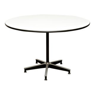 Vintage Eames 650 Dining Table For Sale