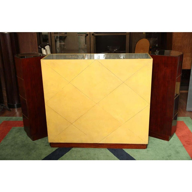 André Arbus Exceptional French Art Deco Bar by Andre Arbus For Sale - Image 4 of 10