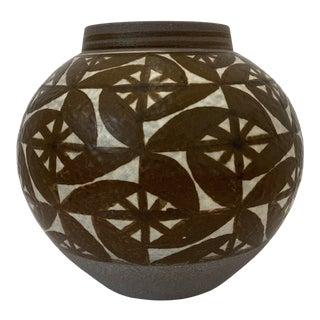 Vintage Studio Pottery Vase For Sale