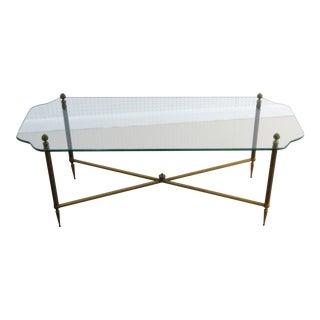 Jansen Regency Style Coffee Table
