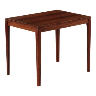 Swedish Mid-Century Modern Rosewood Side Table by Ulferts Møbler