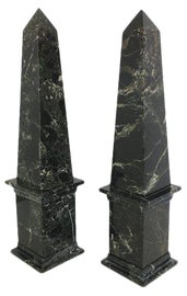 Image of Marble Obelisks