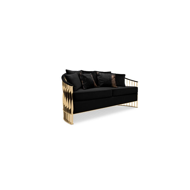 Mandy Sofa From Covet Paris For Sale - Image 12 of 12