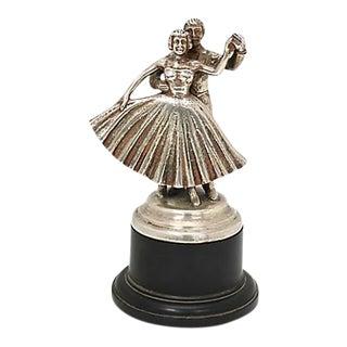 Mid-Century Ballroom Dance Trophy For Sale