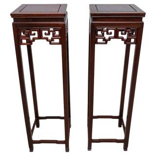 Rosewood Pedestals For Sale
