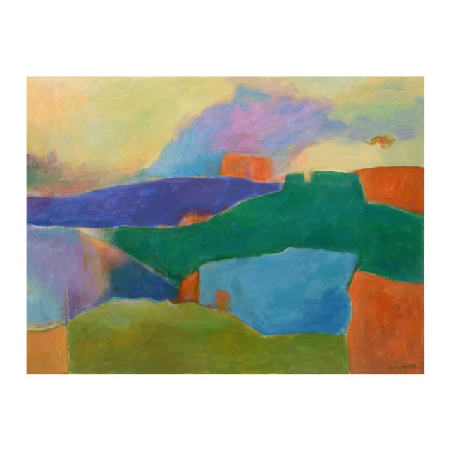 Mesa Verde Painting For Sale - Image 4 of 4