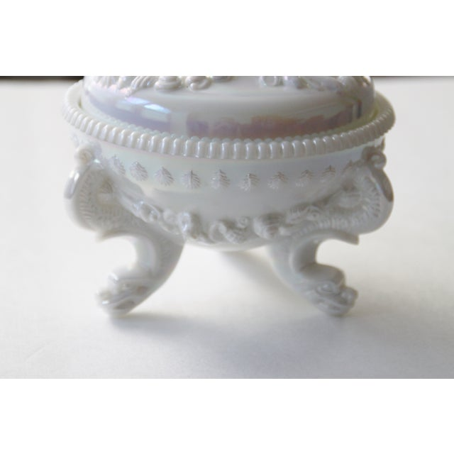 Westmoreland Footed Seashell Candy Dish For Sale - Image 7 of 8