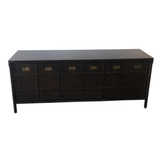 Century Furniture Sideboard With Zen Details For Sale