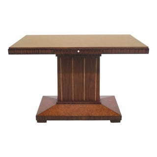 Maitland Smith Art Deco Style Console Foyer Table For Sale