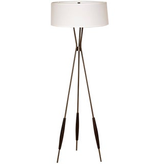 Gerald Thurston for Lightolier Tripod Floor Lamp