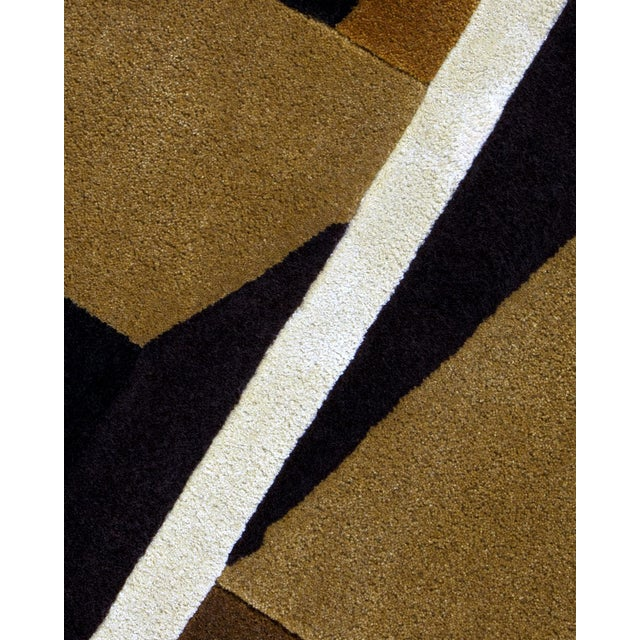 West Rug From Covet Paris For Sale - Image 4 of 5