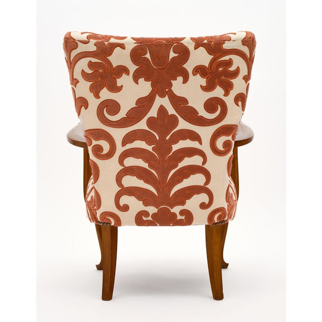 Mid-Century French Vintage Armchairs For Sale - Image 9 of 10