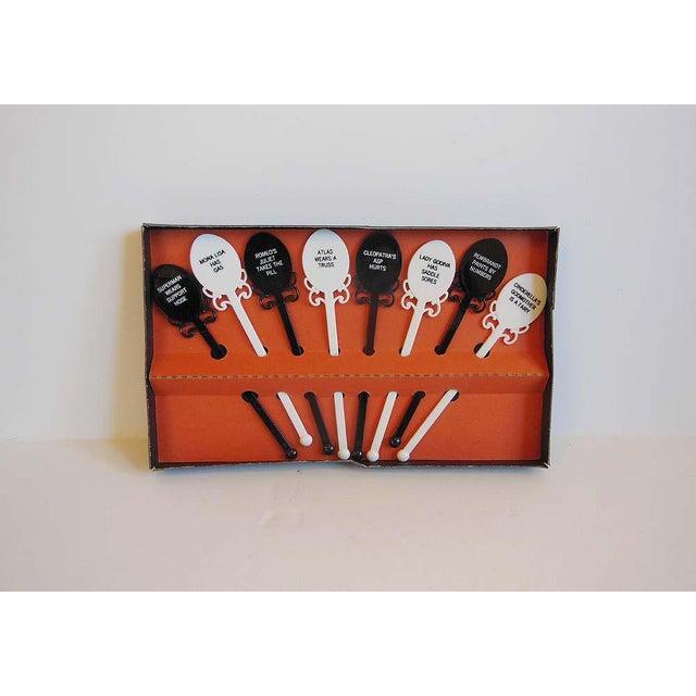 Mid Century Vintage Novelty Swizzle Sticks - Image 3 of 6
