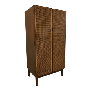 Kipp Stewart Highboy Dresser for Calvin For Sale