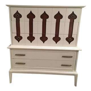 Mid-Century Moroccan Dresser For Sale