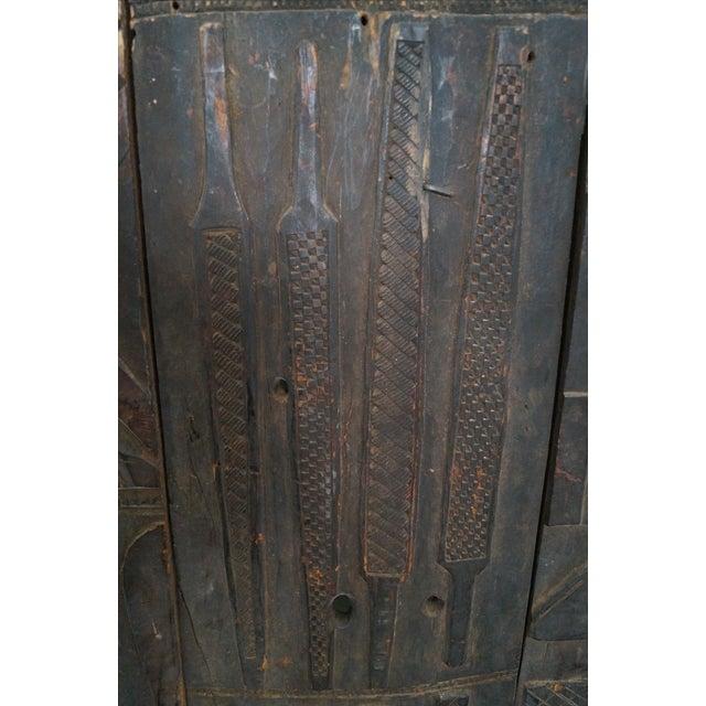 Tribal African Dogan Door (C) For Sale - Image 9 of 10
