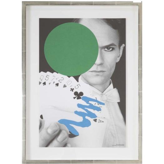 Baldessari & Baldessari John Baldessari in Collaboration With Among Others Kaws, Ed Ruscha and Ai Weiei For Sale - Image 4 of 7