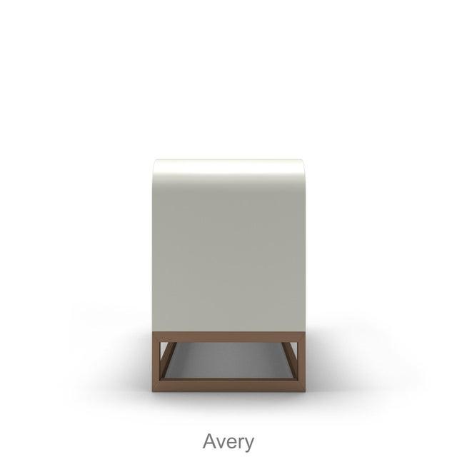 Contemporary Avery Credenza - Newburyport Blue For Sale - Image 3 of 5