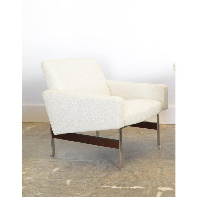 Chrome Artifort Armchair, 1962 For Sale - Image 7 of 7