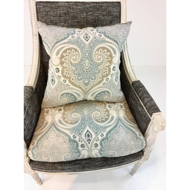 French Hickory Chair French Inspired Lucien Chair For Sale - Image 3 of 7