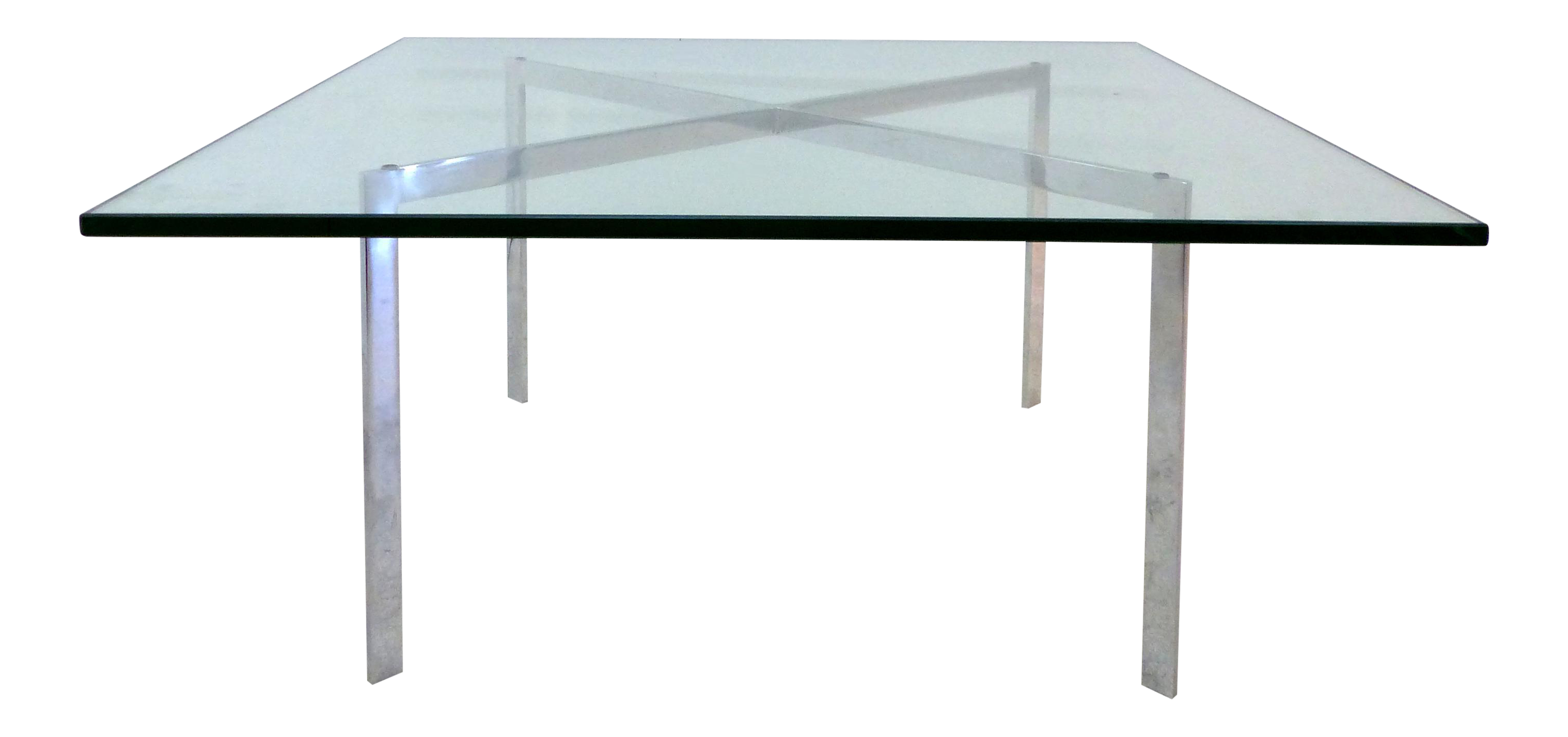 Mies Van Der Rohe Barcelona Coffee Table By Knoll