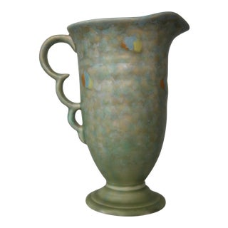 Mid 20th Century Dappled Ceramic Pitcher by Beswick For Sale