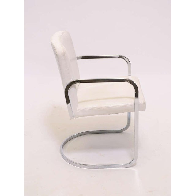 Set of four dining chairs by Design Institute of America - Image 5 of 11