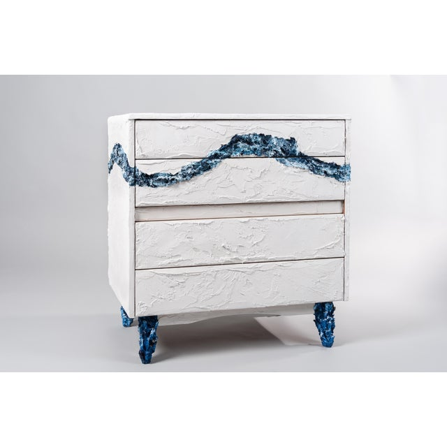 Building Sandcastles, Hand- Crafted Chest of Drawers by Atelier Miru For Sale - Image 12 of 12