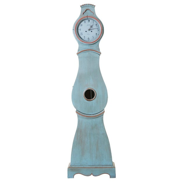Antique Swedish Mora Clock For Sale In Greensboro - Image 6 of 6