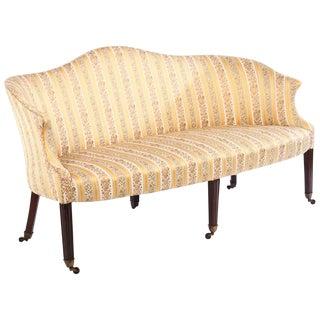 Regency Camelback Sofa, England, circa 1795 For Sale