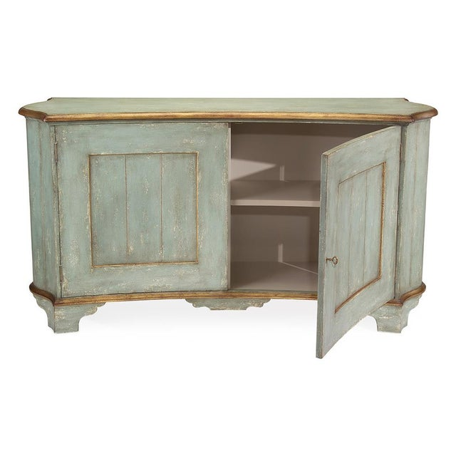 2010s John Richard Gustavian Swedish Empire Style Gardner Buffet Sideboard Credenza For Sale - Image 5 of 5