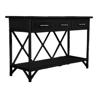 Aruba Sideboard - Black For Sale