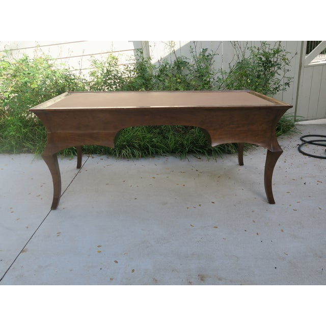 American American Classical Rose Tarlow Cyrano Writing Desk For Sale - Image 3 of 6