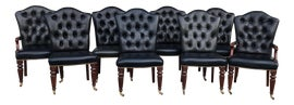 Image of Henredon Dining Chairs
