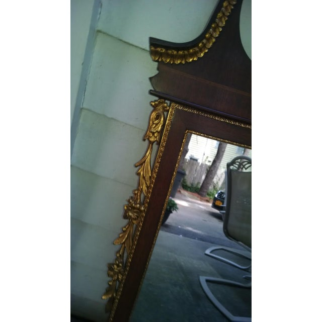 Chippendale Mahogany Mirror - Image 3 of 8