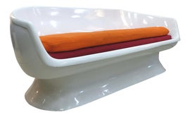 Image of Oxblood Red Standard Sofas