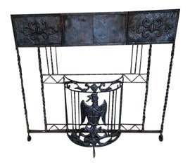 Image of Wrought Iron Doors and Gates