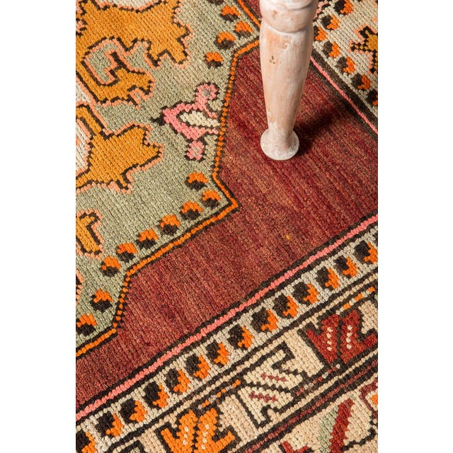This beautiful Turkish rug is a great way to dress up, and protect, any floor in your home. Make your room feel fresh and...