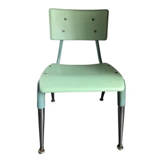 Vintage 1950's Child Chair For Sale