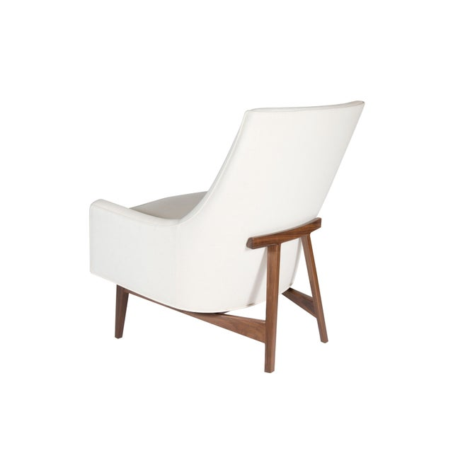 Cedrick Lounge Chair For Sale - Image 4 of 6