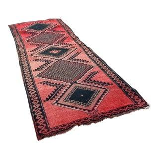 "Antique Anatolian Cappadocia Handmade Runner - 3'1"" x 9'7"""