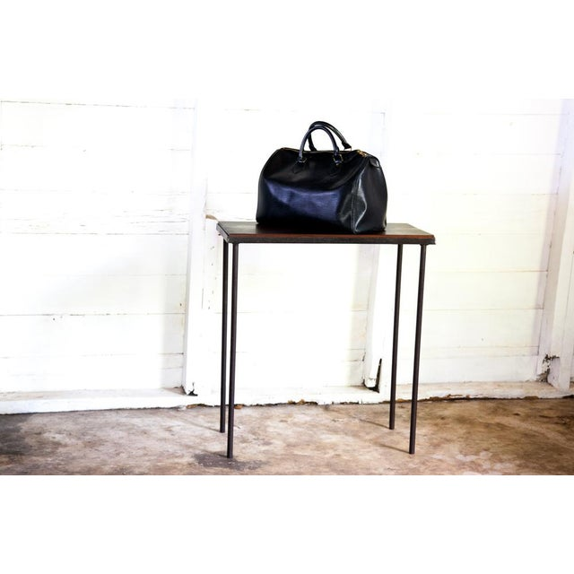 Mid-Century Modern Hand-Bag Entry Table For Sale - Image 4 of 12