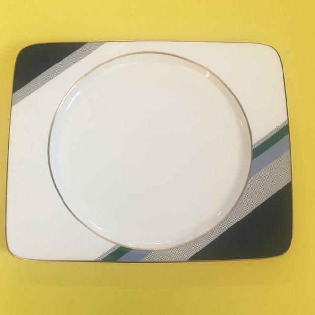 1980s 1980s Daniel Hechter Dinner Plates - Set of 8 For Sale - Image 5 of 6