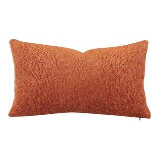 S. Harris Shar Pei Cinnamon Lumbar Pillow Cover For Sale