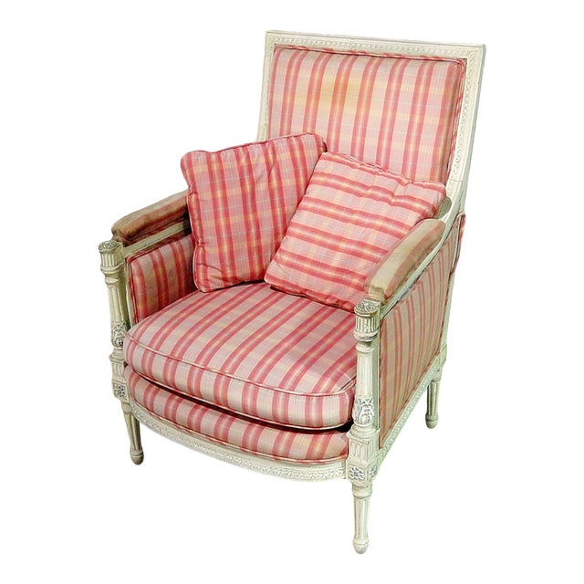 Swedish Style Bergere For Sale