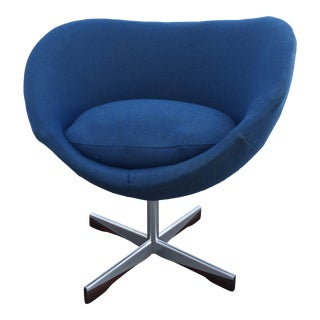 Mid-Century Sven Ivar Dysthe Westnofa Planet Chair For Sale