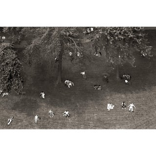 """""""Dorchester Square"""" in Montreal as Captured by Photographer Jeffrey Glasser For Sale"""