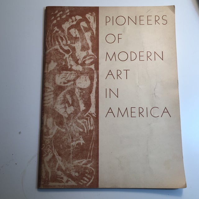 """Pioneers of Modern Art in America"" 1946 Book For Sale - Image 11 of 11"