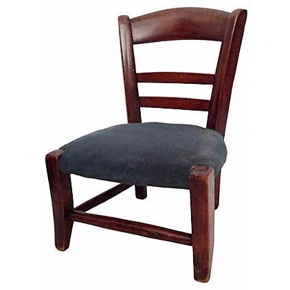 English Child's Chair - Image 1 of 3
