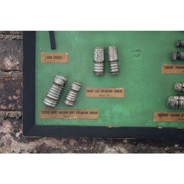 """""""Use"""" Framed Hardware Sign For Sale - Image 4 of 5"""